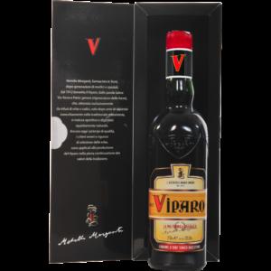 Bottiglia di Viparo con confezione